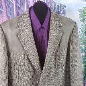 Pendleton USA Vintage Herringbone Jacket, 48L